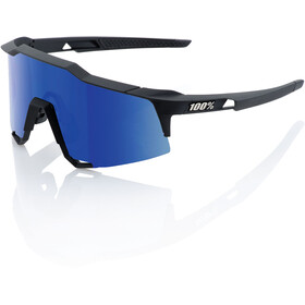 100% Speedcraft - Gafas ciclismo - Tall negro